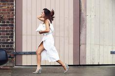 Street style at Australian fashion week MBFWA 2014 MATCHESFASHION.COM #MATCHESFASHION