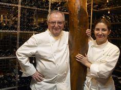 Juan Mari y Elena Arzak #spanish #Chefs