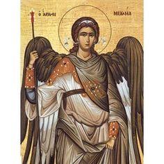 St Michael the Archangel.