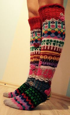 Christmas Wrapping, Knitting Socks, Lana, Shoes Sandals, Slippers, Bikini, Patterns, Boots, Artwork