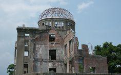 https://flic.kr/p/qPoL7j | Genbaku Dome, Hiroshima Japón | Único edificio en pie después de la explosión de la bomba atómica en 1945