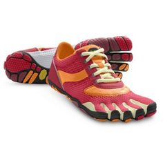 newest a58fe 72da0 Womens Speed Five Fingers (Rose Pumpkin) Vibram Fivefingers, Barefoot Shoes,  Popular