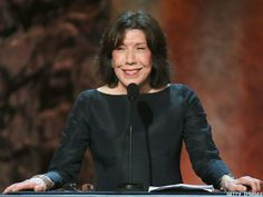 Lily Tomlin to Become First Out Lesbian Recipient of Kennedy Center Honors...