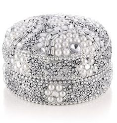 Shellac Trinket Box Silver | Find Your Brands