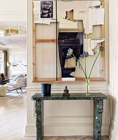 Be inspired by these one-of-a-kind entryways that will definitely make a strong statement | Luxury Interiors | Entryway Decor Ideas | www.bocadolobo.com #bocadolobo #luxuryfurniture #exclusivedesign #interiordesign #designideas #entrywaydecorideas #entryway  #houseentrancedesign #hallwayideas #foyerdesign #decorations #designideas #roomideas #homeideas #houseentrancedesign #interiordesignstyles #housedesignideas #moderninteriordesign #modernhouseinteriordesign #contemporaryinteriordesign…