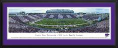 Kansas State Wildcats Panoramic Picture - Bill Snyder Family Stadium