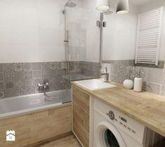 Aranżacje wnętrz - Łazienka: łazienki w stylu skandynawskim - Mała łazienka w bloku bez okna, styl skandynawski - Grafika i Projekt architektura wnętrz. Przeglądaj, dodawaj i zapisuj najlepsze zdjęcia, pomysły i inspiracje designerskie. W bazie mamy już prawie milion fotografii!