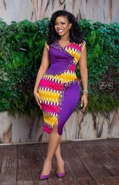 How to Look Classic Like Serwaa Amihere - 30 Outfits Short African Dresses, Latest African Fashion Dresses, African Print Fashion, Ankara Fashion, Africa Fashion, African Prints, African Fabric, Short Dresses, Kente Dress