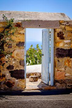 Patmos Island   Chora