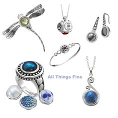 We carry Kameleon Jewelry at Seasons by Design! See our large selection