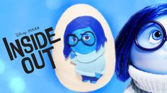 BIG Inside Out SADNESS Play Doh Surprise Egg by Rainbow Toys TV https://youtu.be/L4lGd2M8gh8
