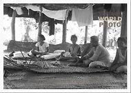 Samoa Vintage Photo Art A4 Size 210x297mm 026