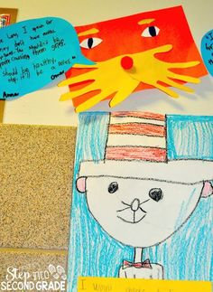 dr seuss writing prompts Celebrate earth day with one of our favorite books and authors, the lorax by dr seuss your students can create their own story to this writing prompt to celebrate.