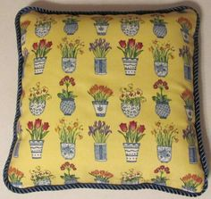 French Country Romantic Cottage Pillow by TsEclecticTreasures, $48.99