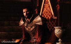Skyrim Vampire, Lord Harkon