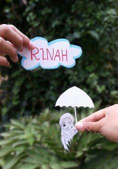 Rinah #umbrella