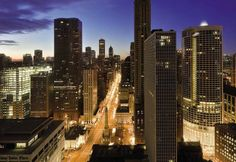 The Best Luxury Hotels of Chicago for 2013 - Pursuitist #travel #luxury