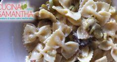 farfalle-funghi-e-zucchine-CUCINASAMANTHA