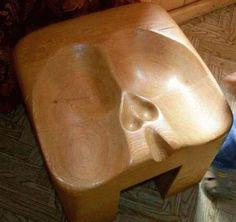 I finally found a comfy chair!