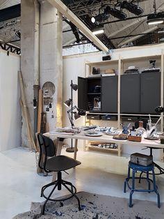 Vosgesparis: Creative Ideas For Small Places | Milan Design Week 2017  Wohnung Einrichten, Selbermachen