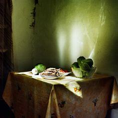kitchens, galleries, kitchen stori, life, green walls, eugenia maximova, green kitchen, glow, light