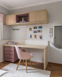 Room Design Bedroom, Home Room Design, Room Ideas Bedroom, Small Room Bedroom, Home Office Design, Home Office Decor, Home Decor Bedroom, Study Room Decor, Aesthetic Room Decor