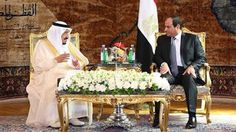 Ele & Elis Blog: Saudi Arabia's king and Egypt announce to build Re...