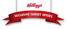 Kellogg's Exclusive Target Offers