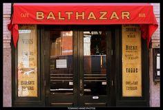 Balthazar: New York old favorite