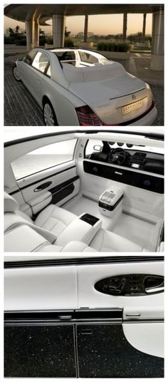 10 Of The Most Ridiculous And Unnecessary Car Features. What is so special about these this Maybach? Click the image to find out...
