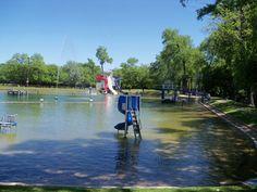 Burger's Lake, Ft. Worth Texas...looks fun