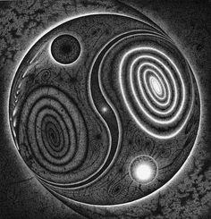 """The cosmic Game"" by Friedrich W. Stumpfi"