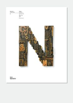 The best of design, architecture and typography, celebrating modernism, minimalism and the International style.