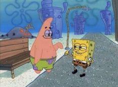 Patrick Spongebob, Wie Zeichnet Man Spongebob, Memes Spongebob, Spongebob Cartoon, Funny Profile Pictures, Funny Reaction Pictures, Cartoon Profile Pics, Cartoon Icons, Cartoon Memes