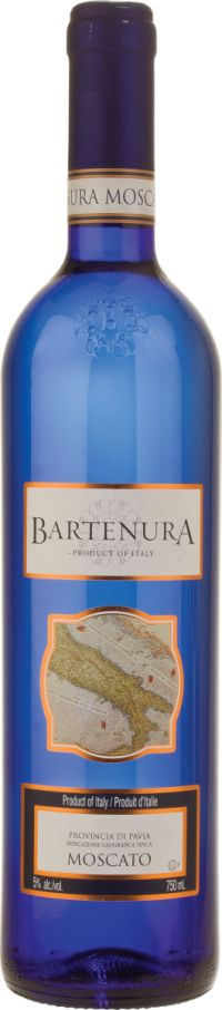 Bartenura Moscato (Blue bottle) - my favorite!  This is what made me a wine drinker!