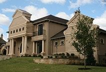 Cast stone entries and cast stone fireplaces in an Dallas Fort Worth, Texas add unsurpassed elegance. We can also create cast stone keystones, cast stone address blocks and cast stone window surrounds. Cast Stone Fireplace, Stone Supplier, It Cast, Mansions, House Styles, Manor Houses, Villas, Mansion, Palaces