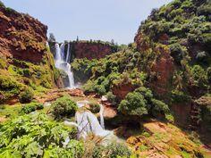 Les cascades d'Ouzoud | 48 photos qui vous donneront envie d'aller au Maroc