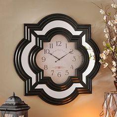 Calcutta Wall Clock