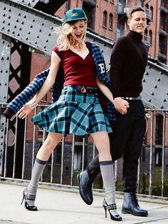 Flounce Mini Skirt 09/2014 #104 – Sewing Patterns | BurdaStyle.com