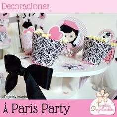 1000 images about parisien fete fiesta francesa on - Decoraciones de bares ...