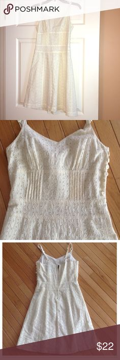 ✨ Luella Yellow Dress * Size 1  Luella for Target Light Yellow Dress ✨ size 1. Very pretty, and very light yellow lace dress with spaghetti straps. Zipper in back. Selling for my sister in law. Beautiful condition. $20 firm Luella  Dresses