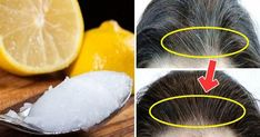 Lemon And Coconut Oil Mixture Turns Gray Hair Back To Its Natural Color Premature Grey Hair, Prevent Grey Hair, Hair Shades, Aging Process, Stay Young, Models, Hair Loss, Healthy Life, Healthy Living