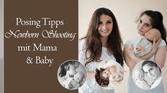Posing Tipps - Newborn Fotoshooting mit Mama und Baby - YouTube Mama Baby, Pose, Videos, Youtube, Movies, Movie Posters, Photo Shoot, Tips, Films