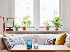 Un hogar modesto pero acogedor
