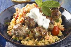 Lamb and mint kofta kebabs -leave out the mint