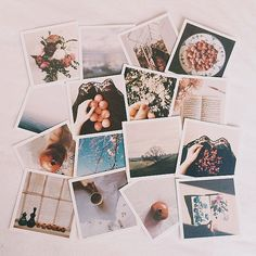 Retro Instagram prints
