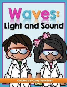 This+resource+is+full+of+everything+you+need+to+make+science+fun+and+engaging+in+your+classroom.++These+are+the+items+you+will+find+in+this+unit+especially+for+first+grade+students.++  12+First+Grade+Specific+Lessons+(Engage,+Explore,+Explain,+and+Elaborate+Style+Plans)+  Introduction+Letter+for+Families  NGSS+Correlation+Pages  Learning+Target+Posters  Interactive+Student+Notebook+Pages  Short+Reader+on+Sound+Waves  Light+and+Sound+Assessment/Answer+Key