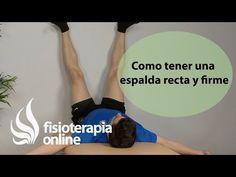4 ejercicios para corregir la hipercifosis dorsal. | Fisioterapia Online
