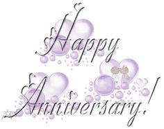 happy anniversary symbols