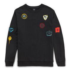 Seven Kingdom embroidered patch Jumper